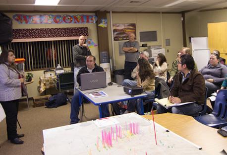 Manganese Technical Exchange Meeting at Hinkley School, December 20, 2012