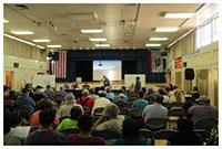 community meeting