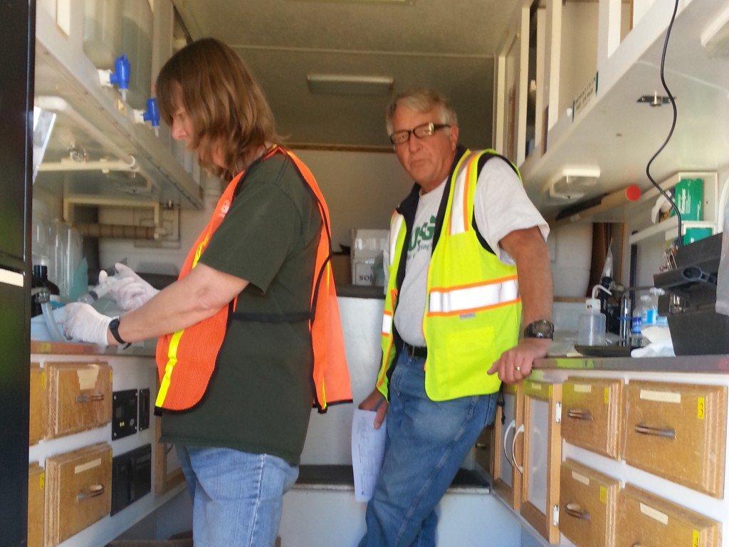USGS Mobile Lab