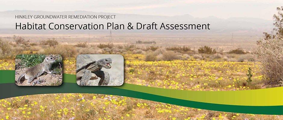 Hinkley Habitat Conservation Plan and Draft Environmental Assessment